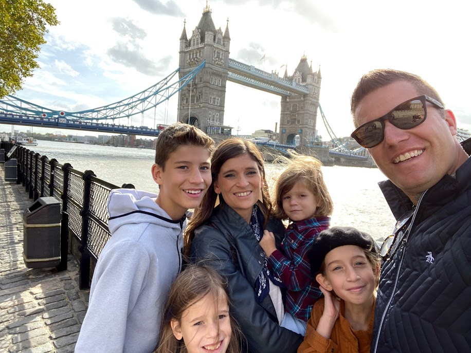 London Itinerary London Bridge