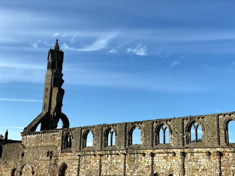 St Andrews Cathedral Steeple