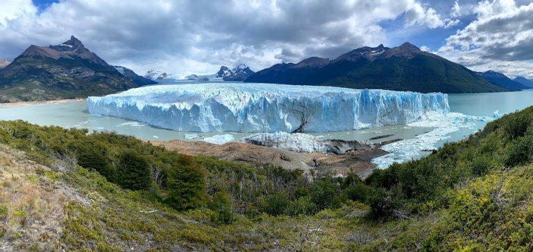 Perito Moreno Glacier full view