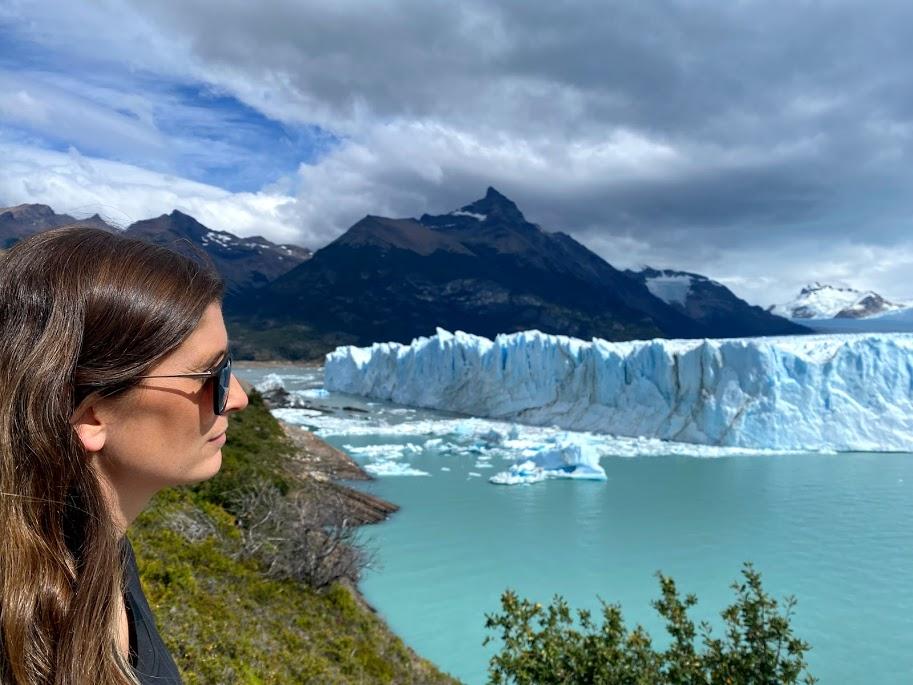A Spiritual Revelation at Perito Moreno Glacier