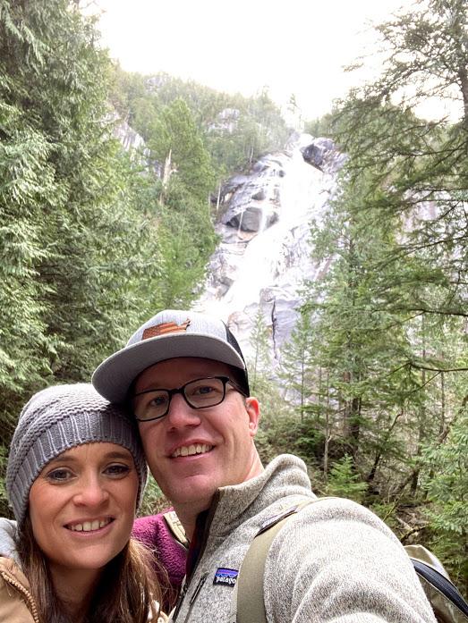 Shannon Falls, Squamish, BC