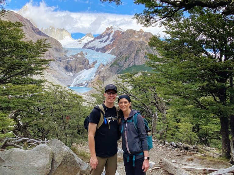 Patagonia Laguna de Los Tres Hike