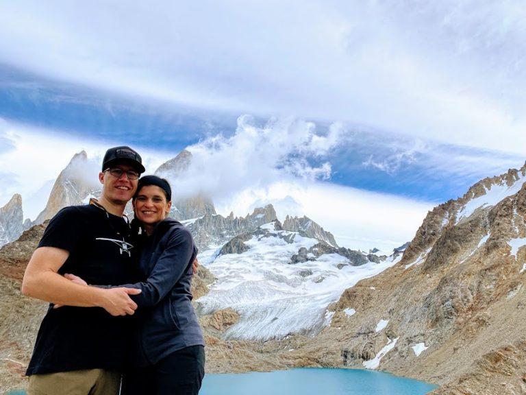 Tope of Patagonia Laguna de Los Tres Hike